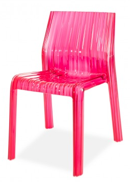 http://www.abchome.com/shop/furniture/furniture-chairs/outdoor-chairs/kartell-fuchsia-frilly-chair-1250264