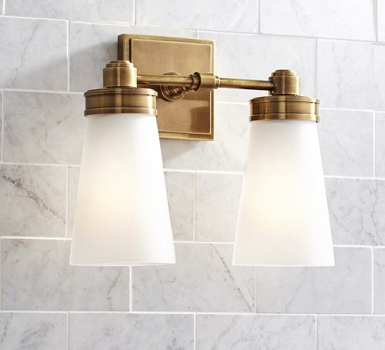 http://www.potterybarn.com/products/pearson-bath-lighting-double-sconce/?pkey=e%7Cbrass%7C68%7Cbest%7C0%7C1%7C48%7C%7C17&group=1&sku=8045189&cm_src=http://PRODUCTSEARCH||NoFacet-_-NoFacet-_-NoMerchRules?w=343&h=312